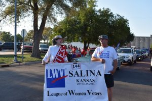 2018 Saline County Fair Parade